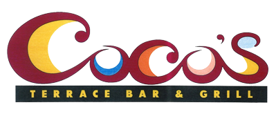 coco's terrace bar & grill logo